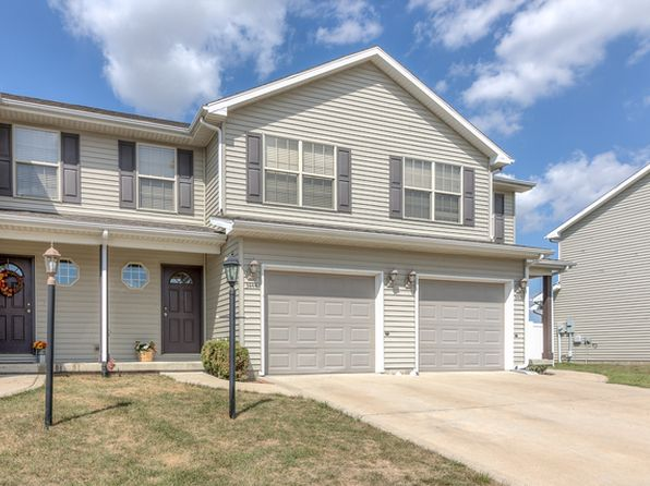 3 bed 3 bath Townhouse at 3444 Stoneway Ct Champaign, IL, 61822 is for sale at 125k - 1 of 21