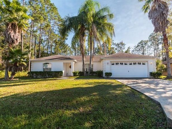 3 bed 2 bath Single Family at 44 Bassett Ln Palm Coast, FL, 32137 is for sale at 175k - 1 of 18