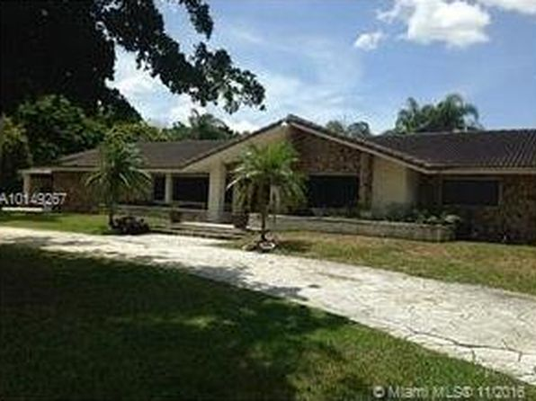 6 bed 6 bath Single Family at 14421 Sheridan St Southwest Ranches, FL, 33330 is for sale at 890k - 1 of 20