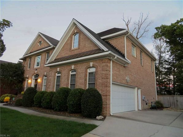 6 bed 3 bath Single Family at 1521 Taylor Point Dr Chesapeake, VA, 23321 is for sale at 525k - 1 of 22