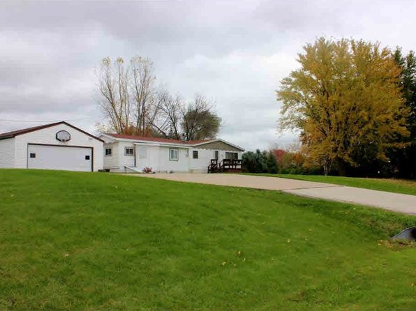 3 bed 1 bath Mobile / Manufactured at W6896 School Rd Greenville, WI, 54942 is for sale at 60k - 1 of 10