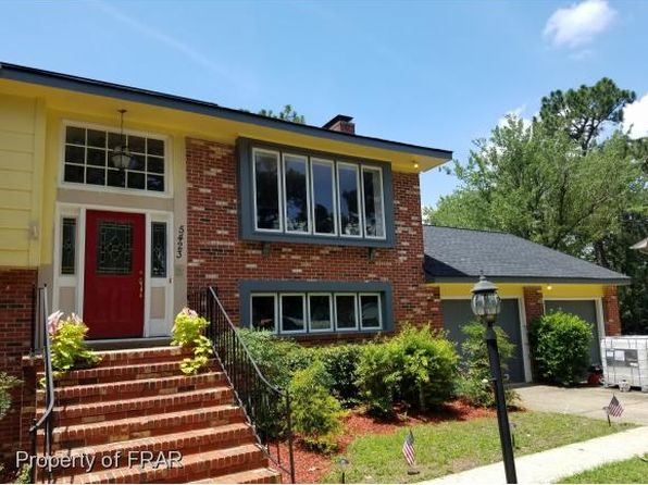 5 bed 3 bath Single Family at 5423 Thompson Cir Hope Mills, NC, 28348 is for sale at 295k - 1 of 22