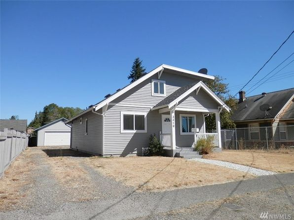 4 bed 2 bath Single Family at 3419 S Madison St Tacoma, WA, 98409 is for sale at 235k - 1 of 21