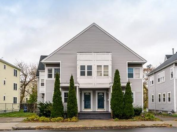 3 bed 2 bath Townhouse at 129 Woodrow Ave Dorchester Center, MA, 02124 is for sale at 281k - 1 of 10