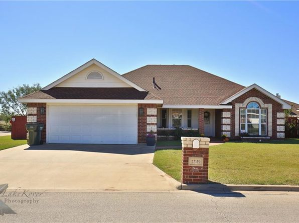 3 bed 2 bath Single Family at 1349 Tulane Dr Abilene, TX, 79602 is for sale at 189k - 1 of 35