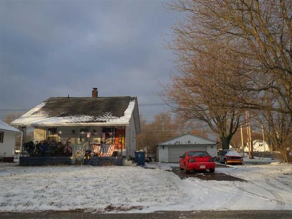 2 bed 1 bath Single Family at 3624 York St Mishawaka, IN, 46544 is for sale at 25k - google static map