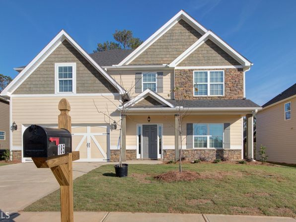 5 bed 3 bath Single Family at 185 Cliffhaven Cir Newnan, GA, 30263 is for sale at 281k - 1 of 32