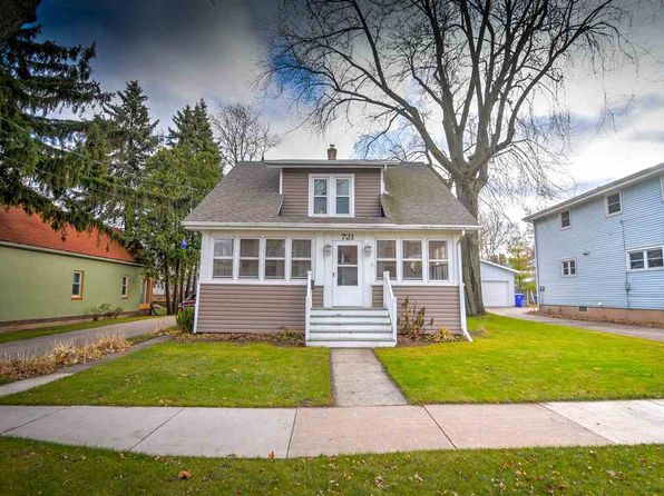 3 bed 1 bath Single Family at 721 W 5th St Appleton, WI, 54914 is for sale at 115k - 1 of 54