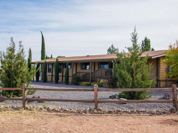 3 bed 2 bath Mobile / Manufactured at 20415 E SIERRA DR MAYER, AZ, 86333 is for sale at 148k - 1 of 20