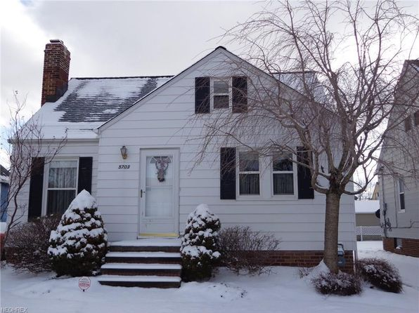 3 bed 1 bath Single Family at 5703 Westlake Ave Cleveland, OH, 44129 is for sale at 115k - 1 of 26