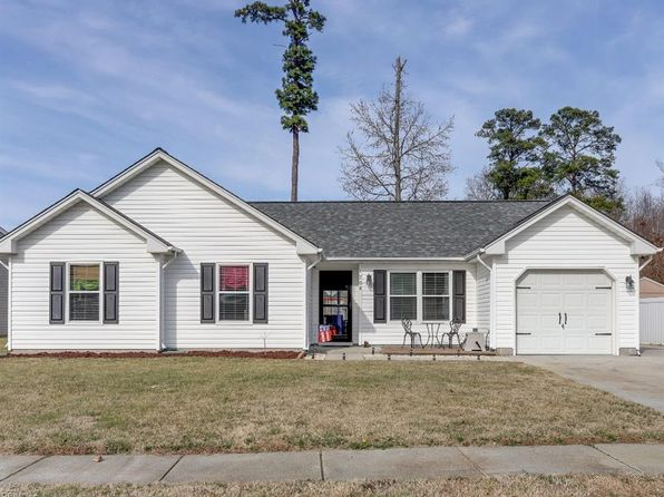 3 bed 2 bath Single Family at 1208 Woods Way Chesapeake, VA, 23323 is for sale at 245k - 1 of 21