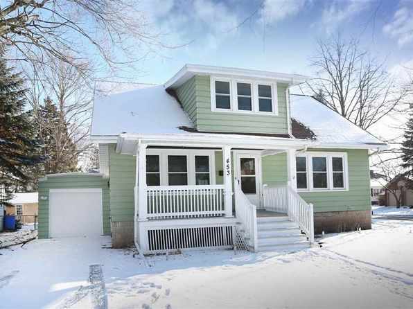 3 bed 1 bath Single Family at 453 S Park Ave Fond Du Lac, WI, 54935 is for sale at 110k - 1 of 17