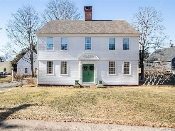 4 bed 3 bath Single Family at 338 S End Rd Southington, CT, 06489 is for sale at 375k - google static map
