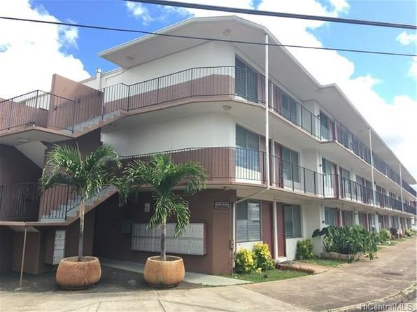 1 bed 1 bath Townhouse at 98-142 Lipoa Pl Aiea, HI, 96701 is for sale at 194k - 1 of 18