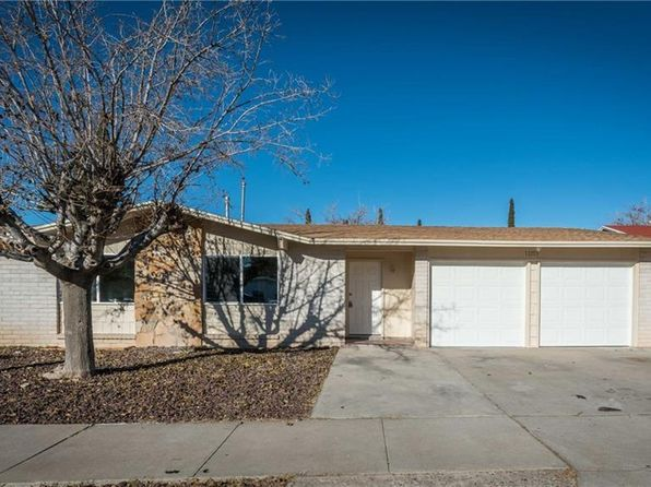 3 bed 2 bath Single Family at 11253 WHARF COVE DR EL PASO, TX, 79936 is for sale at 115k - 1 of 25