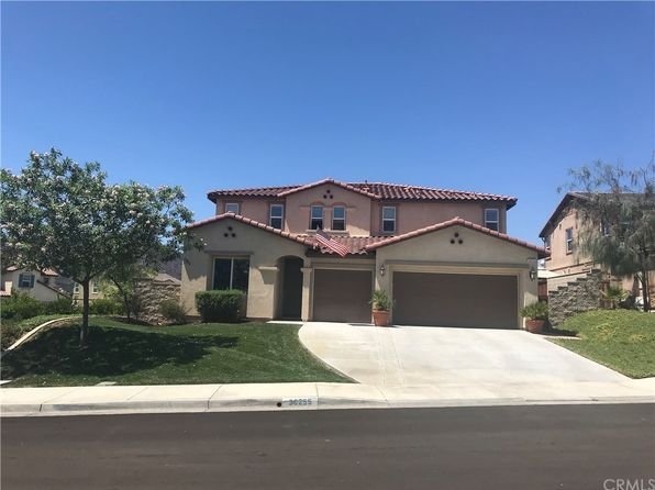 4 bed 4 bath Single Family at 36255 Trail Creek Cir Wildomar, CA, 92595 is for sale at 489k - google static map