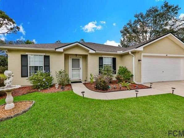 3 bed 2 bath Single Family at 11 Sea Flower Path Palm Coast, FL, 32164 is for sale at 219k - 1 of 32