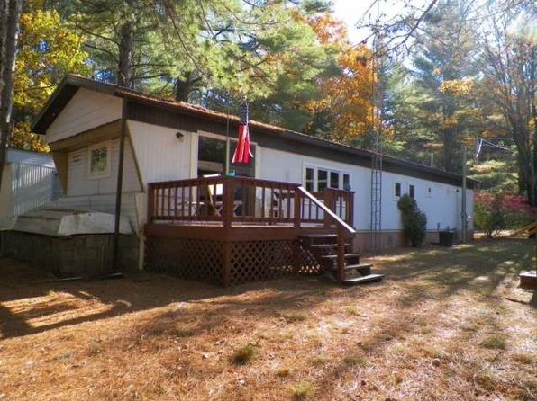 2 bed 2 bath Mobile / Manufactured at 8521 Hower Rd Minocqua, WI, 54548 is for sale at 29k - 1 of 17