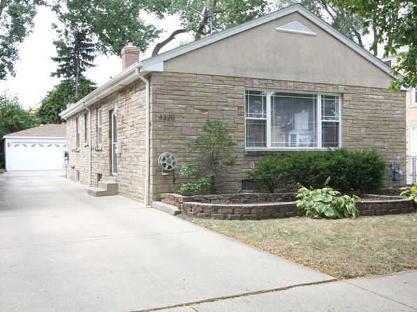 3 bed 2 bath Single Family at 4320 N Mulligan Ave Chicago, IL, 60634 is for sale at 360k - 1 of 18