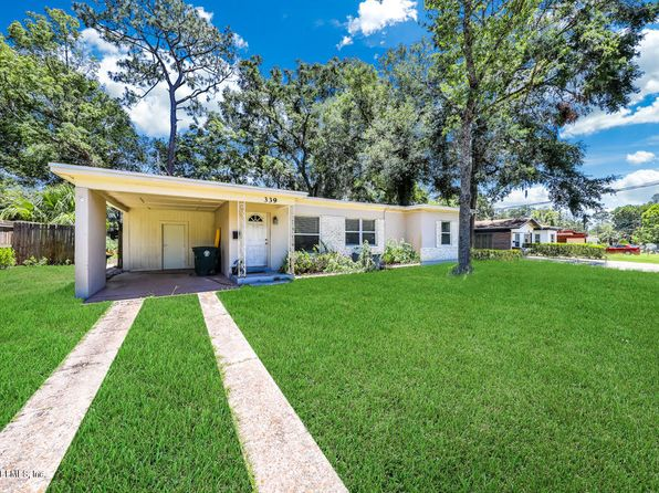 3 bed 1 bath Single Family at 339 Brunswick Rd Jacksonville, FL, 32216 is for sale at 125k - 1 of 17