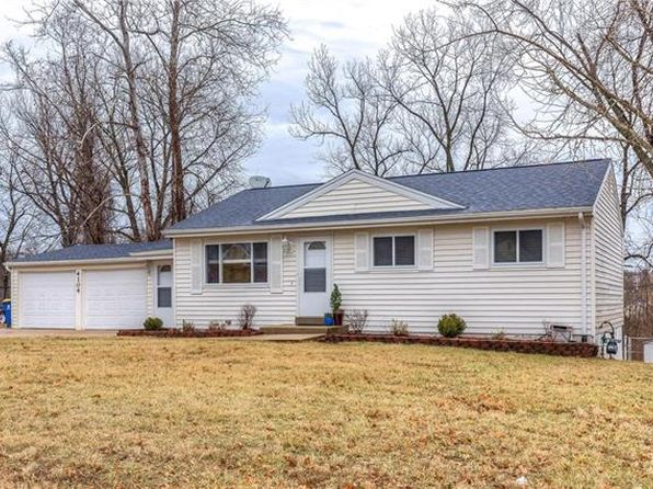 4 bed 2 bath Single Family at 4104 E DONALDSON DR SAINT LOUIS, MO, 63129 is for sale at 160k - 1 of 27