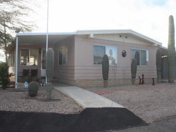 2 bed 2 bath Mobile / Manufactured at 5801 W Flying Circle St Tucson, AZ, 85713 is for sale at 100k - 1 of 22