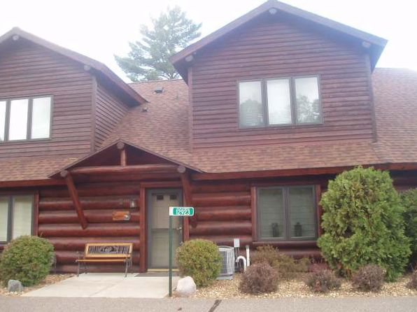 2 bed 2 bath Condo at 12923 Frying Pan Camp Ln Lac Du Flambeau, WI, 54538 is for sale at 245k - 1 of 20