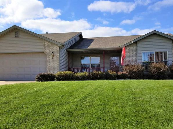 3 bed 2 bath Single Family at 1927 N Brook Blvd Warsaw, IN, 46582 is for sale at 148k - 1 of 26