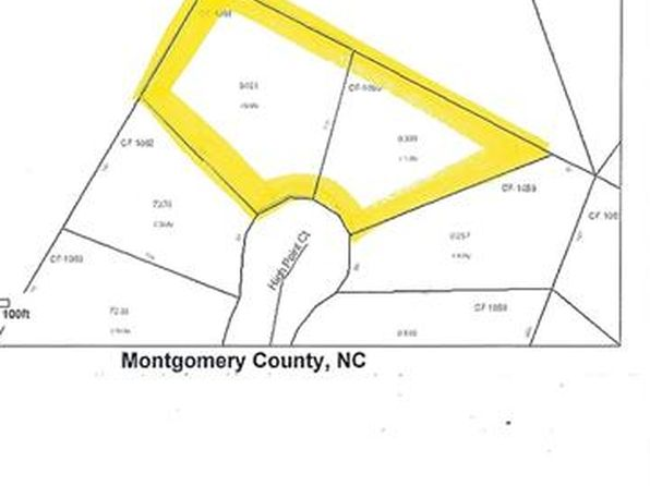 null bed null bath Vacant Land at 127 High Point Ct Troy, NC, 27371 is for sale at 10k - google static map