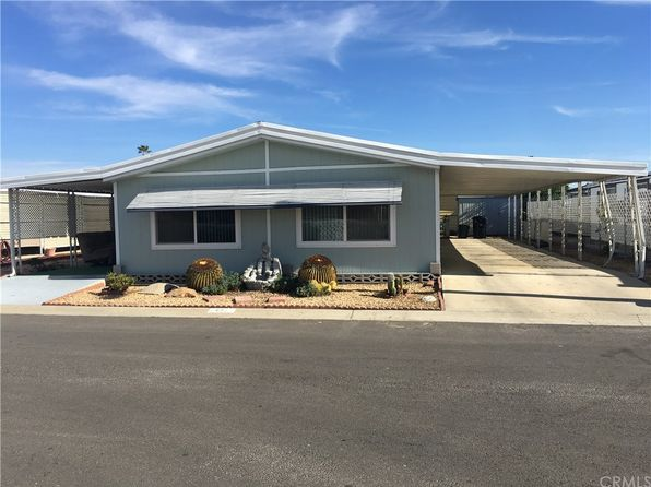2 bed 2 bath Mobile / Manufactured at 601 N Kirby St Hemet, CA, 92545 is for sale at 55k - 1 of 7