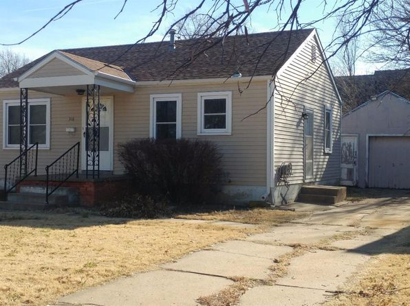 2 bed 1 bath Single Family at 316 Russell Ave Salina, KS, 67401 is for sale at 60k - 1 of 5