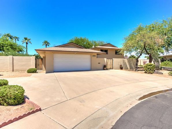 4 bed 4 bath Single Family at 8720 E BONITA DR SCOTTSDALE, AZ, 85250 is for sale at 475k - google static map