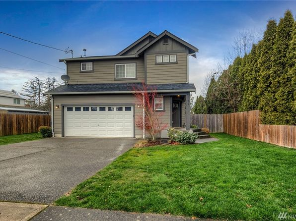 3 bed 3 bath Single Family at 363 S Mill St Buckley, WA, 98321 is for sale at 350k - 1 of 18