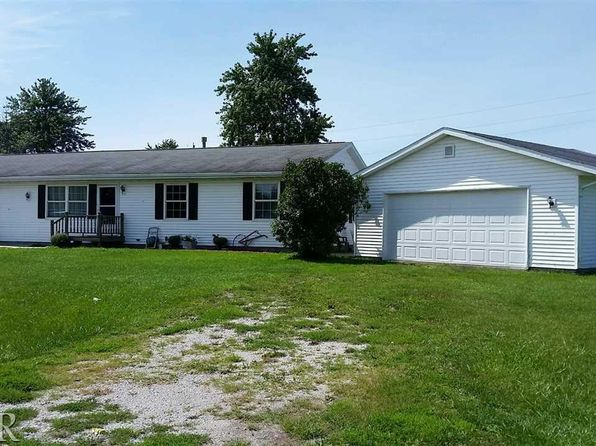 4 bed 2 bath Single Family at 611 N 3rd Ave Chenoa, IL, 61726 is for sale at 107k - 1 of 21