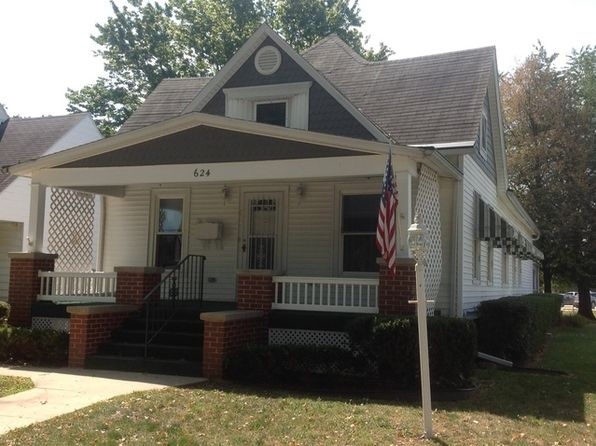3 bed 2 bath Single Family at 624 E Sangamon Ave Rantoul, IL, 61866 is for sale at 96k - 1 of 27