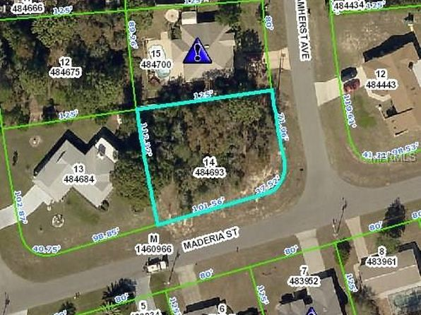 null bed null bath Vacant Land at 0 Maderia St Spring Hill, FL, 34609 is for sale at 20k - google static map