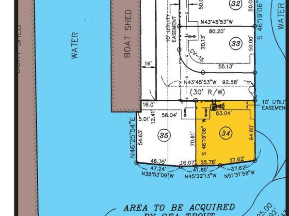 null bed null bath Vacant Land at 34 Marina Rd Pecan Island, LA, 70548 is for sale at 95k - 1 of 2