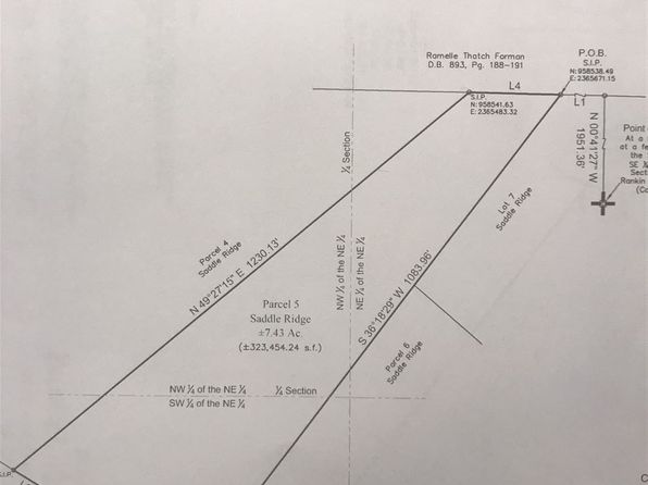 null bed null bath Vacant Land at  Lot 5 Saddle Ridge Rd Florence, MS, 39073 is for sale at 101k - google static map