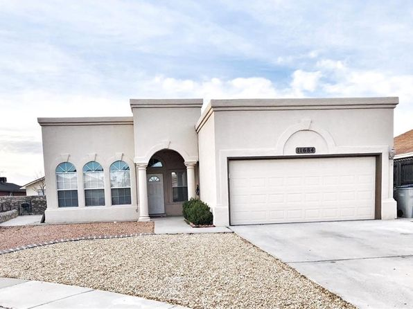 4 bed 2 bath Single Family at 11684 PATRICK JAMES CT EL PASO, TX, 79936 is for sale at 140k - 1 of 22