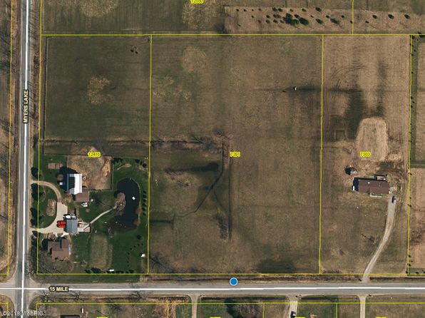 null bed null bath Vacant Land at 7291 15 MILE RD NE CEDAR SPRINGS, MI, 49319 is for sale at 20k - google static map