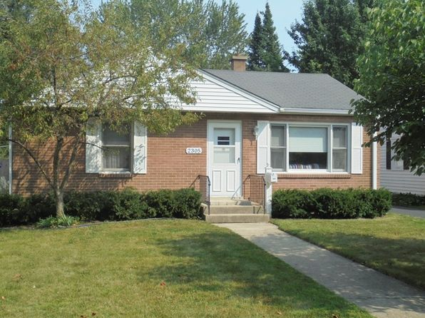 2 bed 1 bath Single Family at 2305 Elim Ave Zion, IL, 60099 is for sale at 120k - 1 of 12
