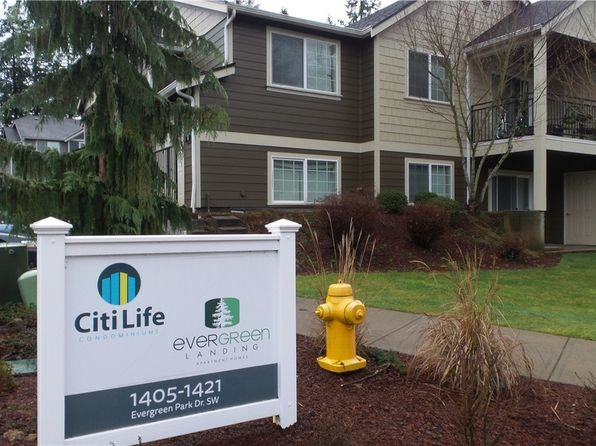2 bed 2 bath Condo at 1407 Evergreen Park Dr NW Olympia, WA, 98502 is for sale at 176k - 1 of 22