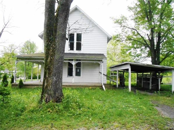 4 bed 1 bath Single Family at 215 S CENTER ST MARSHALL, IN, 47859 is for sale at 39k - 1 of 22