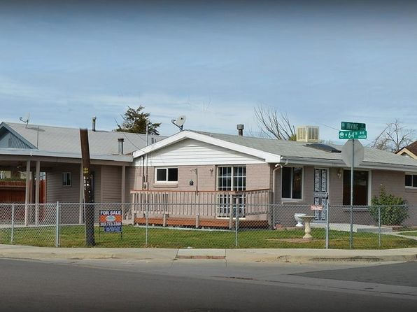 3 bed 2 bath Single Family at 6401 Irving St Denver, CO, 80221 is for sale at 270k - 1 of 32