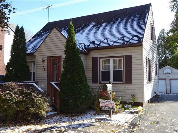 3 bed 2 bath Single Family at 79 Arrowhead Dr Rochester, NY, 14624 is for sale at 110k - 1 of 20