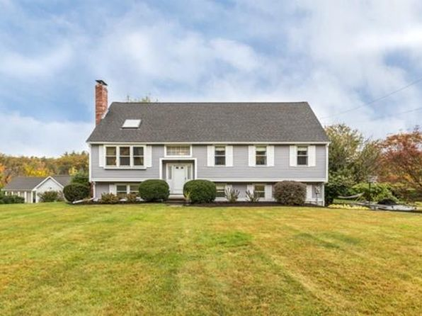 4 bed 3 bath Single Family at 191 W Hill Rd Marlborough, MA, 01752 is for sale at 435k - 1 of 29