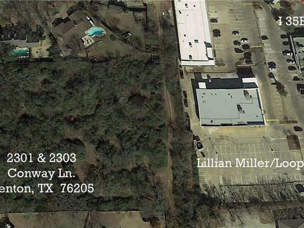 null bed null bath Vacant Land at 2303 Conway Ln Denton, TX, 76205 is for sale at 50k - 1 of 12