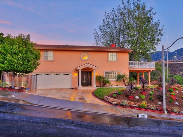 4 bed 3 bath Single Family at 2434 DELISLE CT GLENDALE, CA, 91208 is for sale at 1.33m - 1 of 47