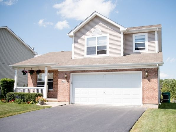 3 bed 3 bath Single Family at 915 N Oak Creek Dr Genoa, IL, 60135 is for sale at 172k - 1 of 22