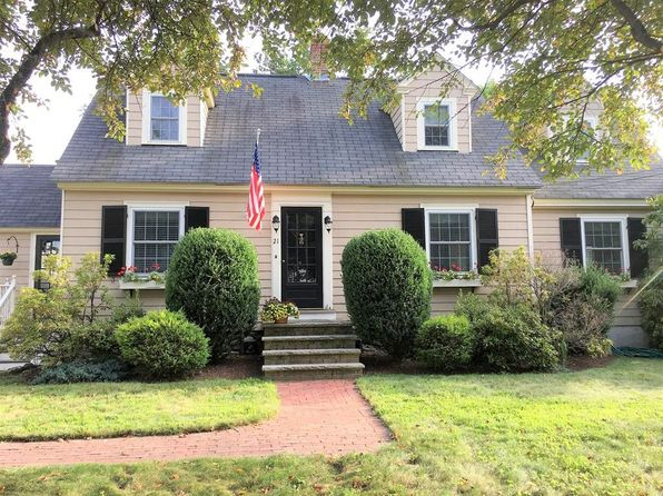 3 bed 3 bath Single Family at 21 Parker St North Andover, MA, 01845 is for sale at 560k - 1 of 23